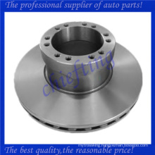 1408670 1400163 MBR5100 1408252 10620600 DAF LF 45 FA truck brake disc