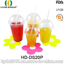 20oz Disposable Cup for Juice and Ice Cream