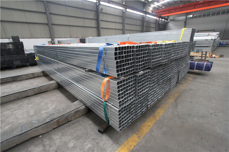 galvanized rectangular pipe2