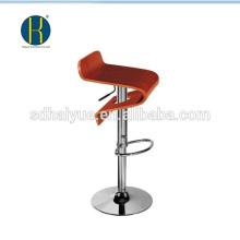 taburetes de bar de asiento alto de madera doblada, taburetes