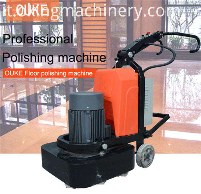 Granite Marble Floor Polishing Machine