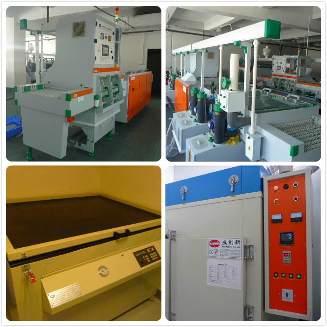 Multilayer Rigid PCB Fabrication Factory