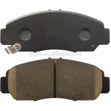 Auto Parts Front Brake Pad D50 with Semi Metallic Formula