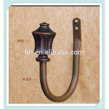 Dekorative Alte Eisen Vorhang Rutenhalter