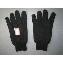10 унций коричневый вкладыш Джерси хлопка работы перчатки (2101)