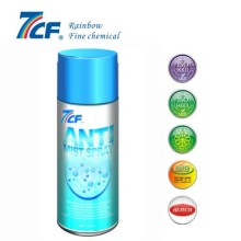 car window anti mist spray