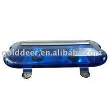 Barra de luz de 35W azul Mini / ambulancia giratorio (TBD04651) que advierte Lightbar