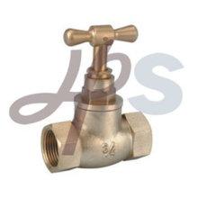 forging brass globe valves with brass handle