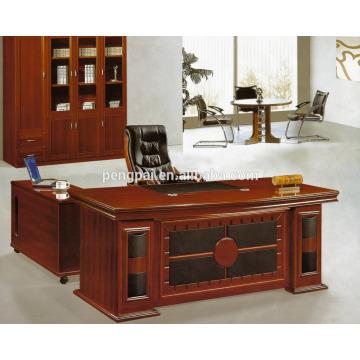 1.6 1.8 2.0 2.2m mid east splendid office table boss desk leather