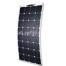 I-Semi Flexible I-Monocrystalline Silicon 50W I-Panel Solar
