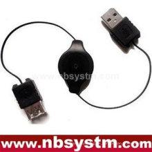 Cable Flexible USB AM-AF