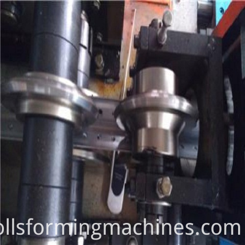 Salt Door roll forming machine 2