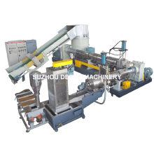 Le plus nouveau PP PE a réutilisé la machine de pelletisation en plastique