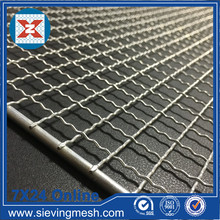 Crimped Barbecue Wire Mesh