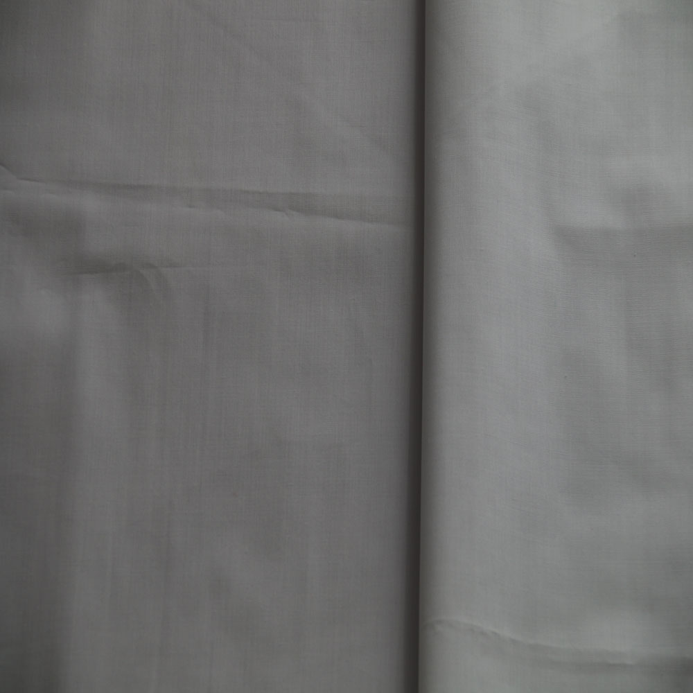 white cvc bedding fabric