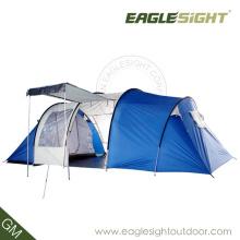 Палаточный лагерь с фронта шатер семьи Тарп Гардон