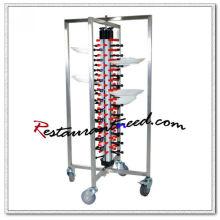 P289 48 Teller Verstellbarer Tellerständer