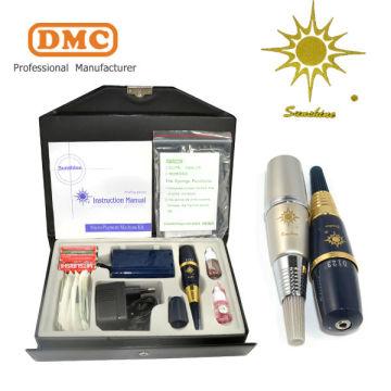 Kits de maquillage professionnels pour sourcils et lèvres et eyeline
