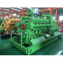 Турбина 500kw AC трехфазный уголь газовый генератор Цена