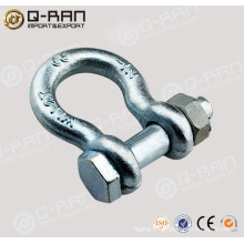 Boulon de Type chaîne Manille/carbone verrou forgé en acier Type chaîne Manille