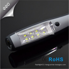 magnetic torch light, t6 led flashlight, chinese led flashlight, led flashlight magnetic base light