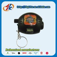 Горячая Продажа Пластиковых Проектор Часы Брелок Игрушки