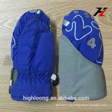 Nylon Taslon Kids Snowboard Thinsulate Ski Handschuhe