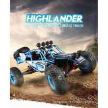 JJRC Q39 RC Car 1:12 Electric 2.4G 4WD 40KM/H Highlander Short-Course Remote Control Cars Toy Off-Road Vehicle VS Wltoy 12428