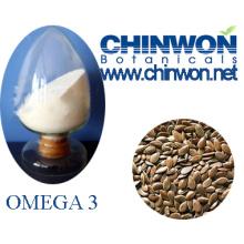 Fatty Acids Flaxseed Oil Powder Omega 3