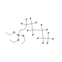 1h, 1h, 2h, 2h-Perfluorooctiltrietoxissilano N ° CAS 51851-37-7