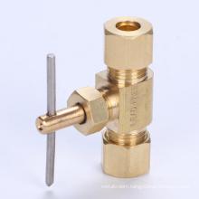 Straight Type Brass Needle Valve (KS2)