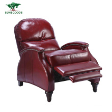 Best Selling Hospital Recliner Chair Bed Wood Frame Massage Sofa