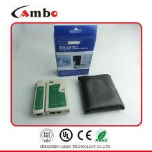 Wholesaler China Competive Price RJ11 RJ12 RJ45 vga cable tester