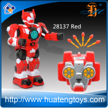 2016 hot sale remote control robots rc fighting robot toy for kids