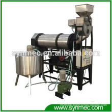 European Standard Rotary Type Seed Grain Coating Machine (agricultural machinery)