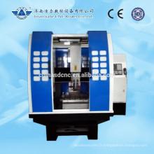 Nouveau système JK-6060 métal CNC fraiseuse avec moteur Servo