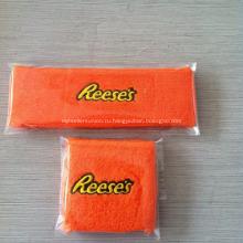 Набор полотенец для промотирования хлопка, вышитый логотип