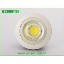 CE RoHS 4W GU10 luz del punto del LED