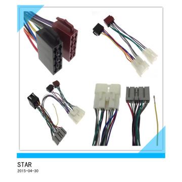 Adapter Toyota Automotive Elektrokabel 16 Pin ISO Kabelbaum Stecker