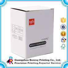 Printed Custom Folding Corrugated Paper Carton Box Price