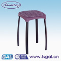 Colorful plastics dining chair