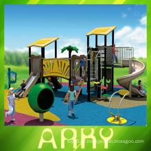 PE-Board Kinder im Freien Spielplatz