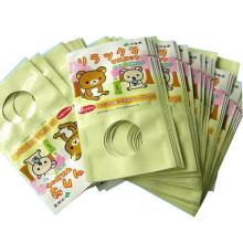 Milk Candy Bag / bolsa de alimentos en forma especial / bolsa de plástico