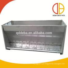 Alimentador de Porco Automático em Aço Inoxidável