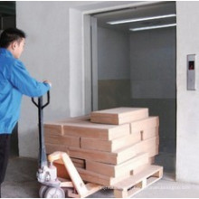 Vwf Drive Freight Elevator with Good Quality