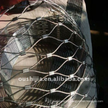 Stainless steel bird netting/animal enclosed