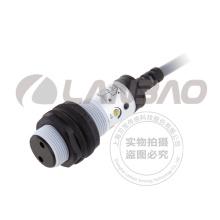 Lanbao Sensor fotoeléctrico de reflexión difusa de plástico (PR18S-BC10D DC3 / 4)