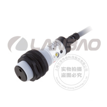 Sensor fotoeléctrico de reflexión difusa de plástico (PR18S-BC40D DC3 / 4)