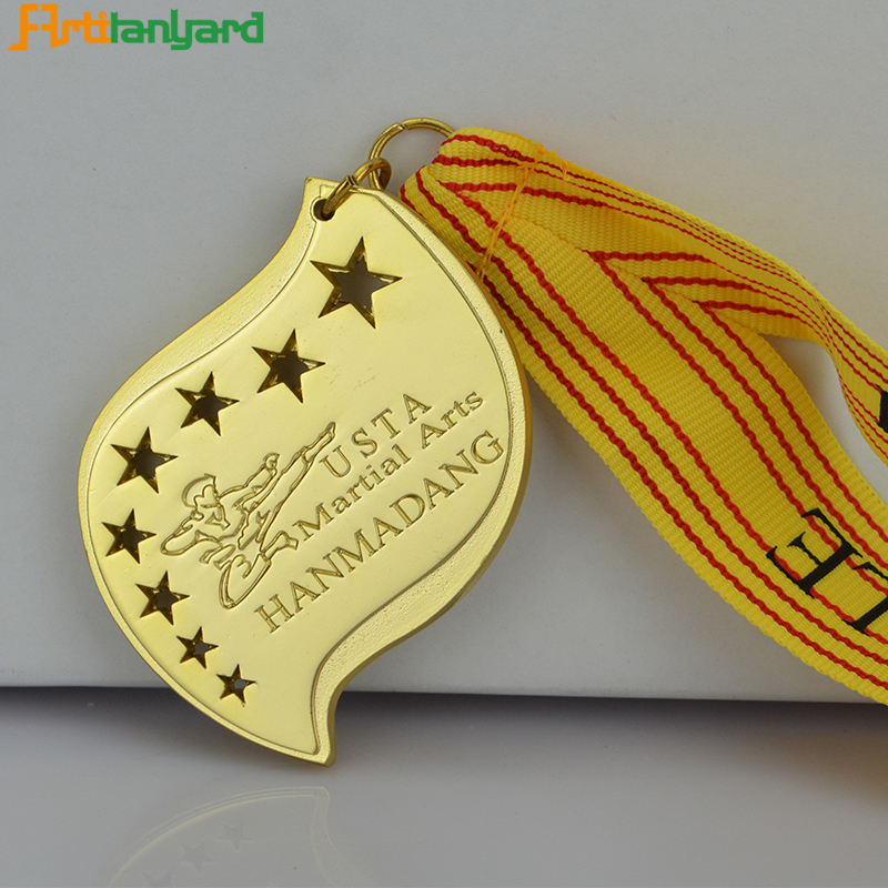 Kids Football Medals