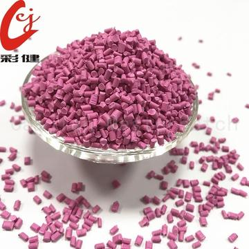 Pink Non-halogen Cable Masterbatch Granules